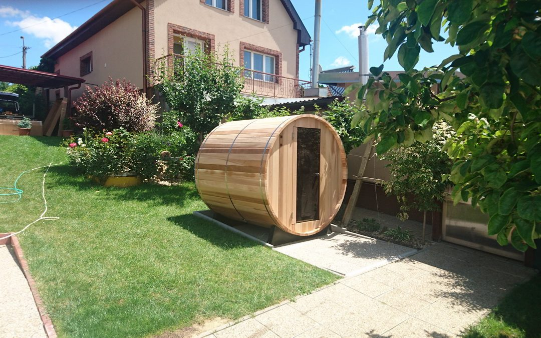 Sudová sauna Bellewille