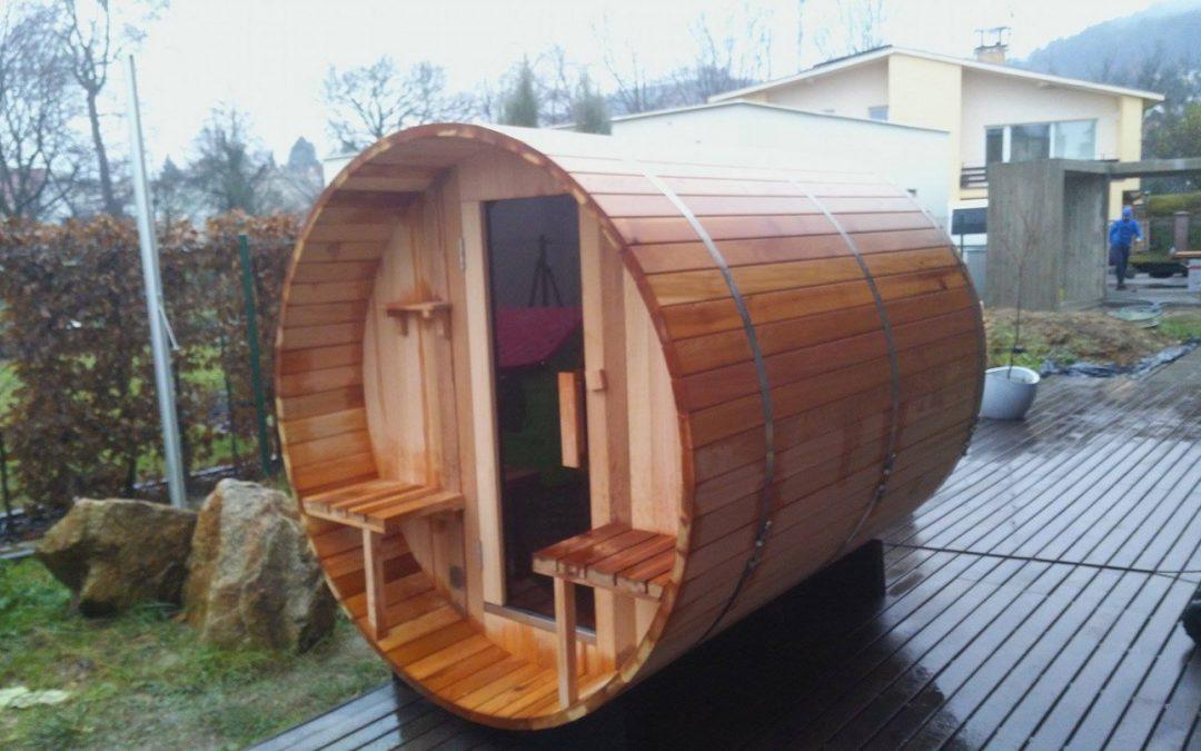 Sudová sauna Sarnia
