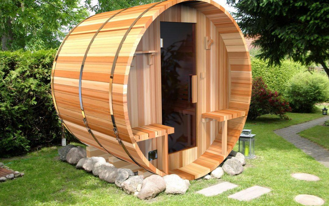 Ako si vybrať saunu: Sudová alebo klasická?