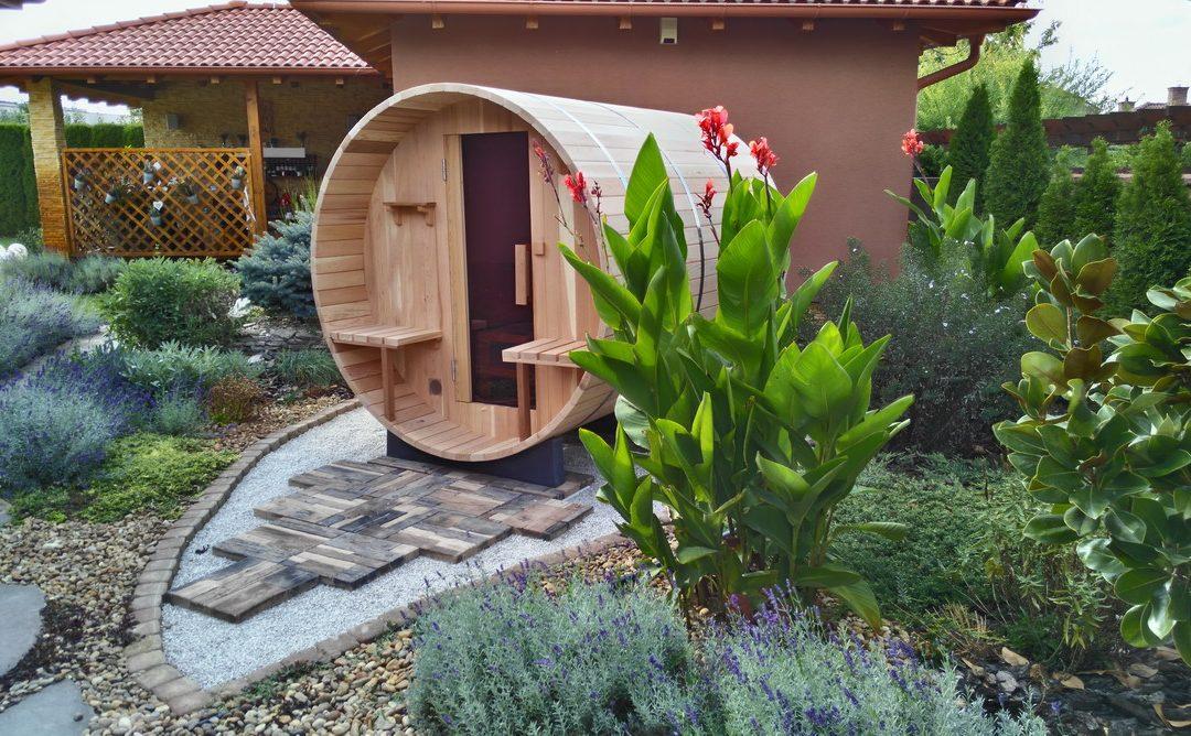 Barelová sauna Sarnia, Šaľa
