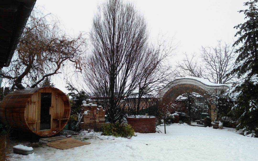 Barelová sauna Sarnia, Senec