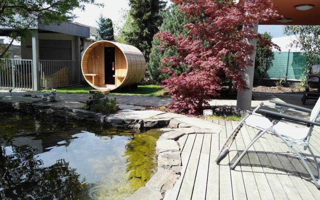Barelová sauna Sarnia, Žilina