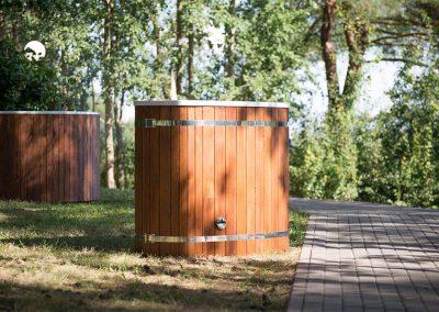 Kupacia kada Polar Spa Standard instal 1